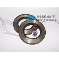 胜途电子分离式滑环 分体式滑环高寿命超耐磨导电滑环