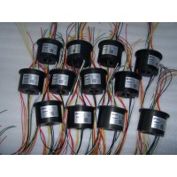 胜途电子定制耐高温滑环 选用高温材质同时滑环具有散热性能
