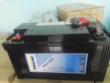 海志蓄电池HZB12-100 12V-100AH规格价格