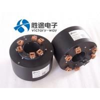 胜途电子批发中心孔65MM单路大电流导电滑环 集电环