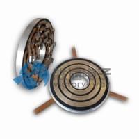 胜途电子定制旋转平台滑环 低成本盘式滑环