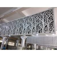 雕刻铝单板厂家- 广东美华斯特金属建材有限公司