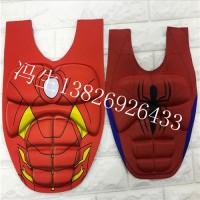 供应定制eva热压成型制品 eva冷压护胸加工