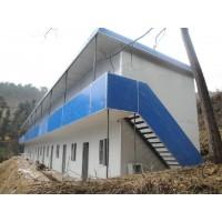 供应乐清活动房拆搭 彩钢房多少钱一平米 彩板围墙楼顶加层