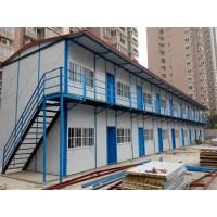 提供瑞安活动板房 平顶彩钢房 彩钢围挡 工地岗亭房