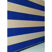排练室隔音板 羽毛球馆吸音板 墙面吸音材料 防撞吸音板