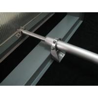 供应山东烟台电动排烟窗,链条式螺杆式开窗机厂家定制