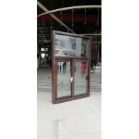 六安彩色涂层钢板门窗厂家直销,按09j602-2制作安徽佳航