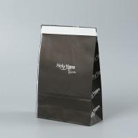 南通白牛皮纸方底面包袋 通用烘培西点外卖食品打包袋定制