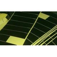 0.1mm黑色PET单面胶带 遮光绝缘