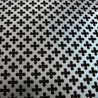 1mm钢板冲孔网镀锌不锈钢冷轧各种材质可定制