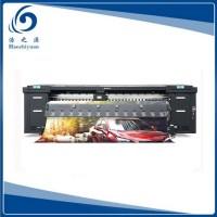 厂家直销3.2m幅宽宏华喷墨热升华喷绘机 热转印打印机