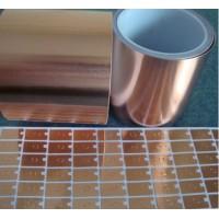 屏蔽导电铜箔 耐热防辐射导电铜箔