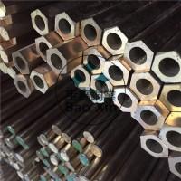 厂家销售黄铜管六角黄铜管h59空心六角黄铜管黄铜方管批发