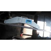 电梯钢丝绳张力检测装置 拉索测力仪