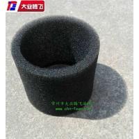 圆筒状网孔泡棉环保过滤网网孔海绵