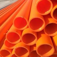 mpp电力管聚丙烯材质纯原料山东济南厂家生产规格齐全
