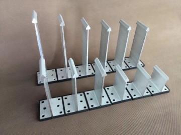 铝镁锰合金屋面板固定支座铝合金支撑铝合金T码