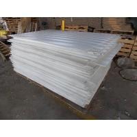 HDPE板抗静电UPE板导料槽耐磨滑板皮带输送机耐磨滑板