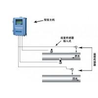 大连海峰TDS-100CR插入式超声波热量表