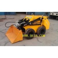 小型滑移遥控装载机  多功能遥控清渣机