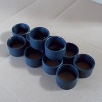 浇铸改性尼龙轴套材含油尼龙轴套材蓝色尼龙轴套材