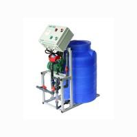 温室工程水肥一体化系统 圣大节水自动施肥机