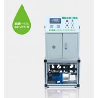 寿光蔬菜灌溉施肥一体化系统 圣大节水自动施肥机