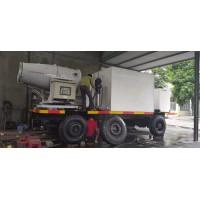 生产垃圾场粉尘雾炮机 严格生产采石场除尘喷雾机