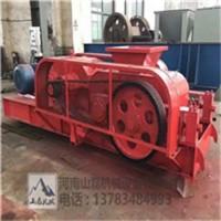 山磊机械2PG610石英砂双辊式制砂机高硌合金滚皮专用配件