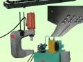 汽车大梁铆接机XGM-16,车架铆接机,悬挂式铆接机 (92播放)