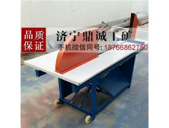 电动台式加气块转切割机 红砖泡沫砖切断机 建筑工地石材切砖机