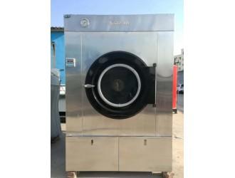 聊城转让二手水洗机低价出售100公斤布草整套水洗设备