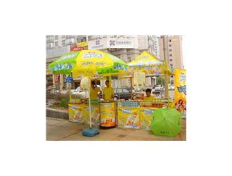 丰雨顺户外促销产品伞 即墨广告太阳伞工厂批发