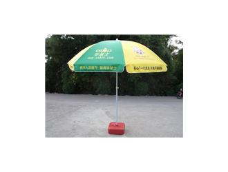 丰雨顺郑州广告太阳伞厂家批发 户外商场宣传伞