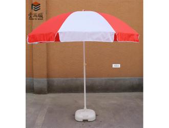 丰雨顺广汉宣传活动促销广告圆伞定制