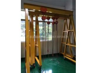 深圳简易龙门吊|移动龙门吊架|可移动龙门架|注塑机龙门架厂家