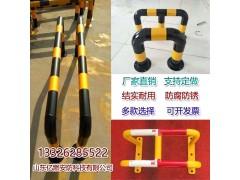 供应山东小区管道防撞栏作用 小区管道防撞栏型号