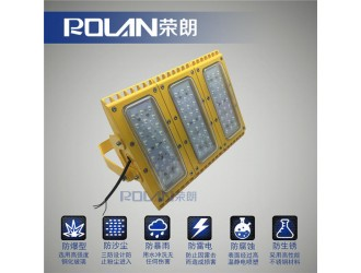 100W防爆泛光灯 KRL3040A电镀厂专用照明灯