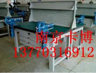 实验室工作桌 ,台钳桌--南京卡博13770316912