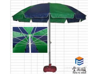 丰雨顺60寸印字印logo大伞定制生产 双城太阳伞