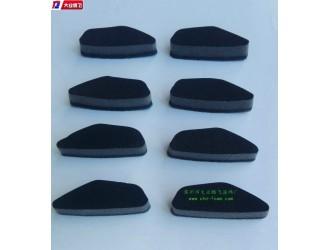 SBR三层柔软防护风镜海绵