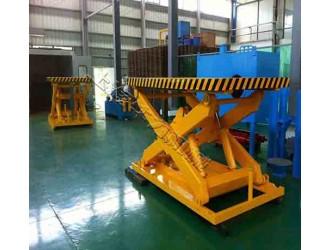 上海剪叉式固定电动式升降机直供
