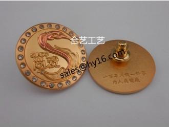 徽章厂家,徽章制作,金属徽章,上海胸章