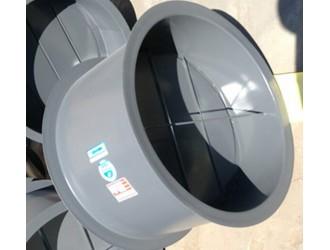 德州亚太公司长期供应镀锌通风蝶阀不锈钢密闭电动蝶阀插接式蝶阀