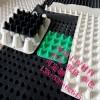 3公分&2公分渝中区隔根刺塑料排水板块状排水板