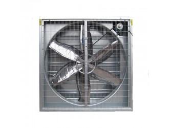 长期供应亚太品牌工业专用外墙排风专用镀锌板/玻璃钢负压排风机