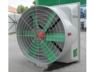 长期供应机械厂/化工厂专用防腐/防爆型镀锌板玻璃钢负压排风机