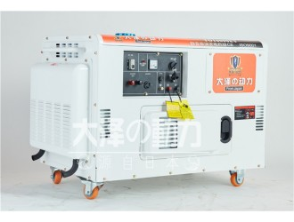 移动电站12KW柴油发电机
