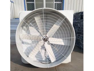 我厂长期加工方形边墙排风负压风机/订做防腐型玻璃钢负压风机